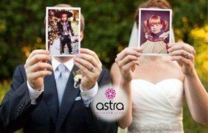 Τραπέζι γάμου για ζευγάρια που γελάνε πολύ και μαζί !!!